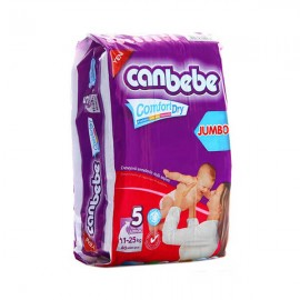 Canbebe Comfort Dry Size 5 (40 Pcs)
